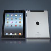 iPad 3 3d model