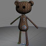 Urso (fantoche) 3d model
