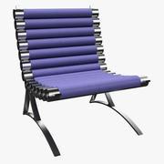 Fotel 19 3d model