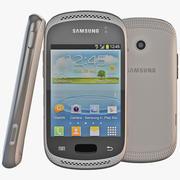 Samsung Galaxy Music Grey 3d model