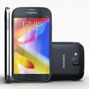 Samsung Galaxy Grand I9080 Preto 3d model