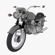 Voshod 3M Cafe Racer 3d model