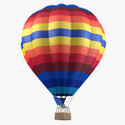 Luchtballon 3d model