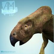 공룡 3d model