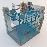 Домашний 3D-принтер 3d model