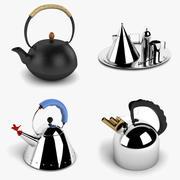 Коллекция Чайник 3d model
