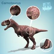 carnotaurus(1) 3d model