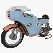 Восход 3М Gulf Racing TT 3d model