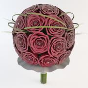 Bouquet 11 3d model