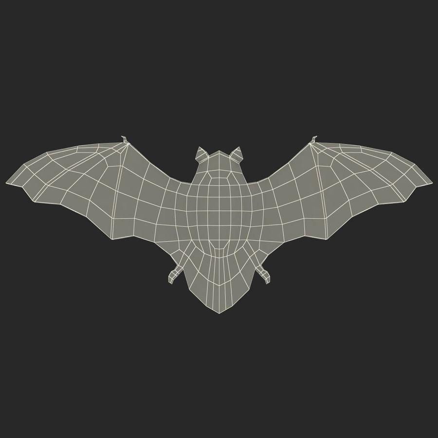 Bat royalty-free 3d model - Preview no. 15