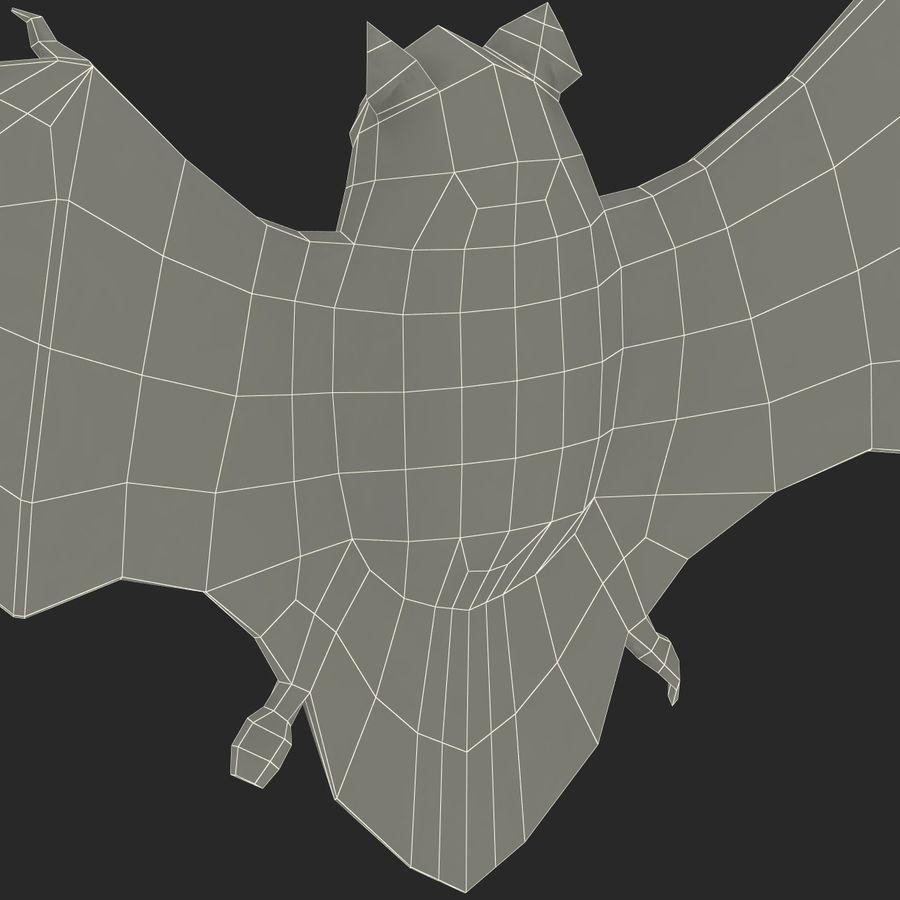 Bat royalty-free 3d model - Preview no. 20