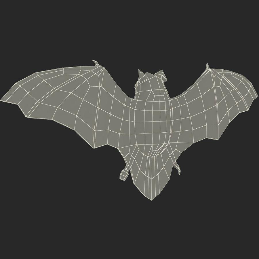 Bat royalty-free 3d model - Preview no. 16