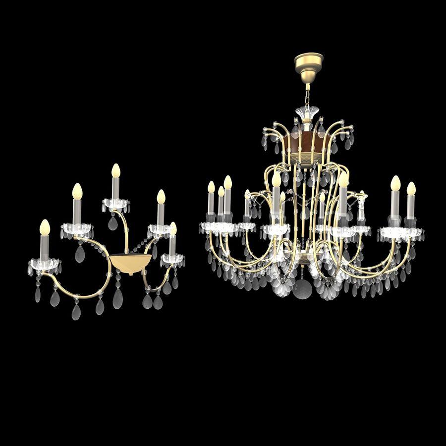 Maria Theresa_12+ royalty-free 3d model - Preview no. 4