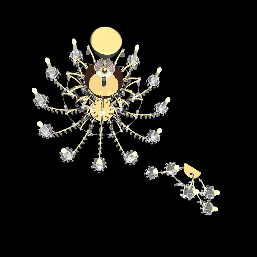Maria Theresa_12+ royalty-free 3d model - Preview no. 6