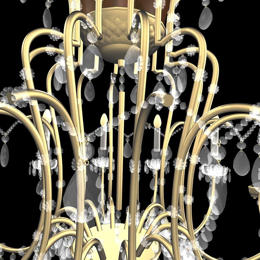 マリア・テレサ_12 + royalty-free 3d model - Preview no. 8