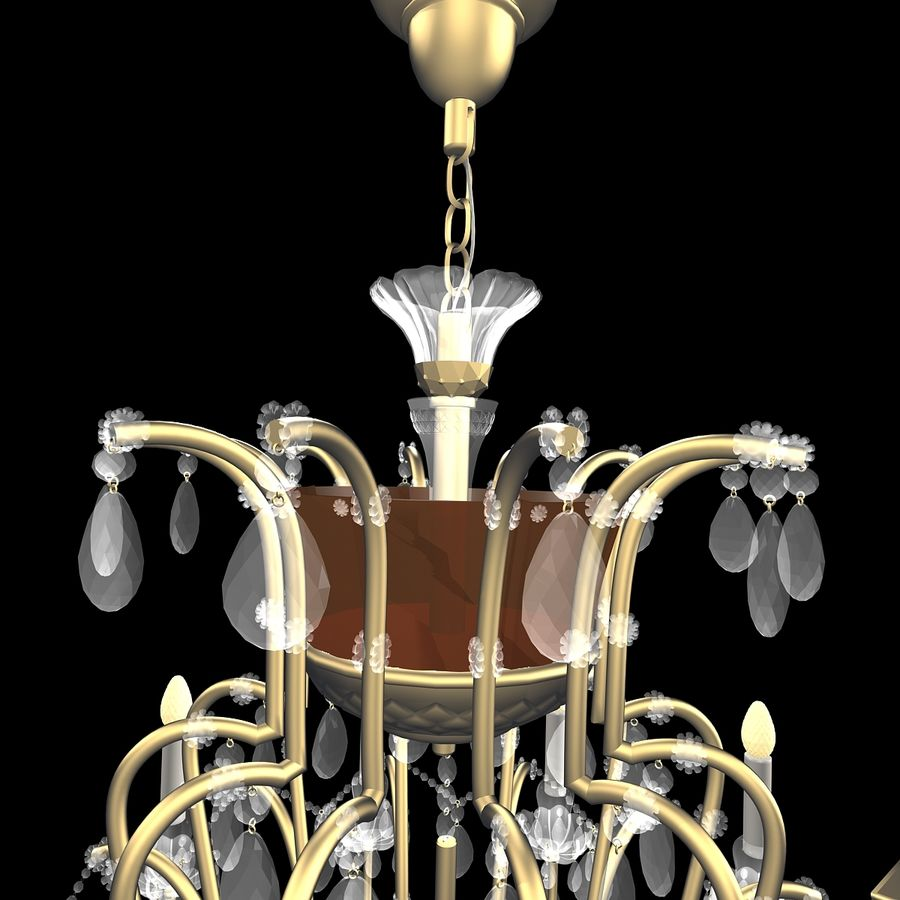 Maria Theresa_12+ royalty-free 3d model - Preview no. 7