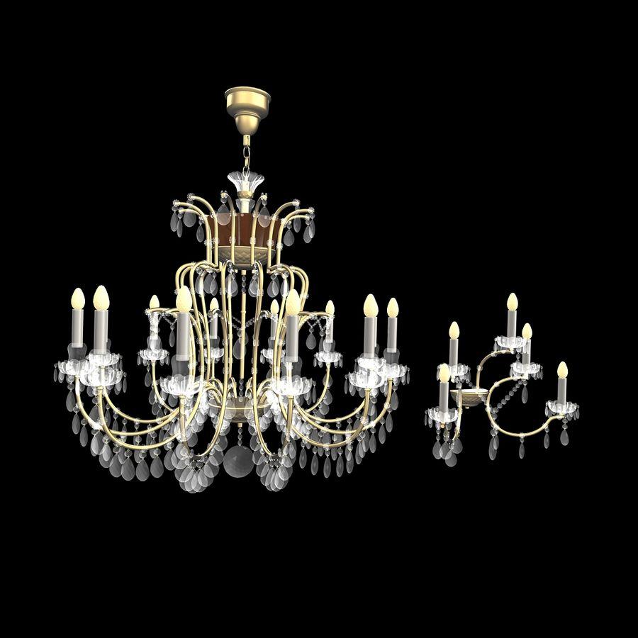 Maria Theresa_12+ royalty-free 3d model - Preview no. 2