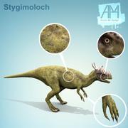 stygimoloch 3d model
