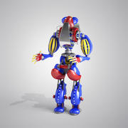 Robot 1 3d model