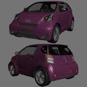 Scion IQ 2013 3d model