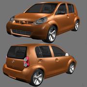 Daihatsu BOON 2013 3d model