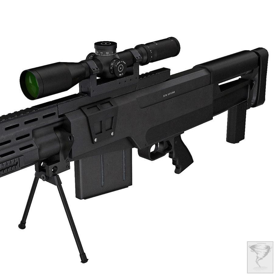 AS50 Precisión Internacional royalty-free modelo 3d - Preview no. 9