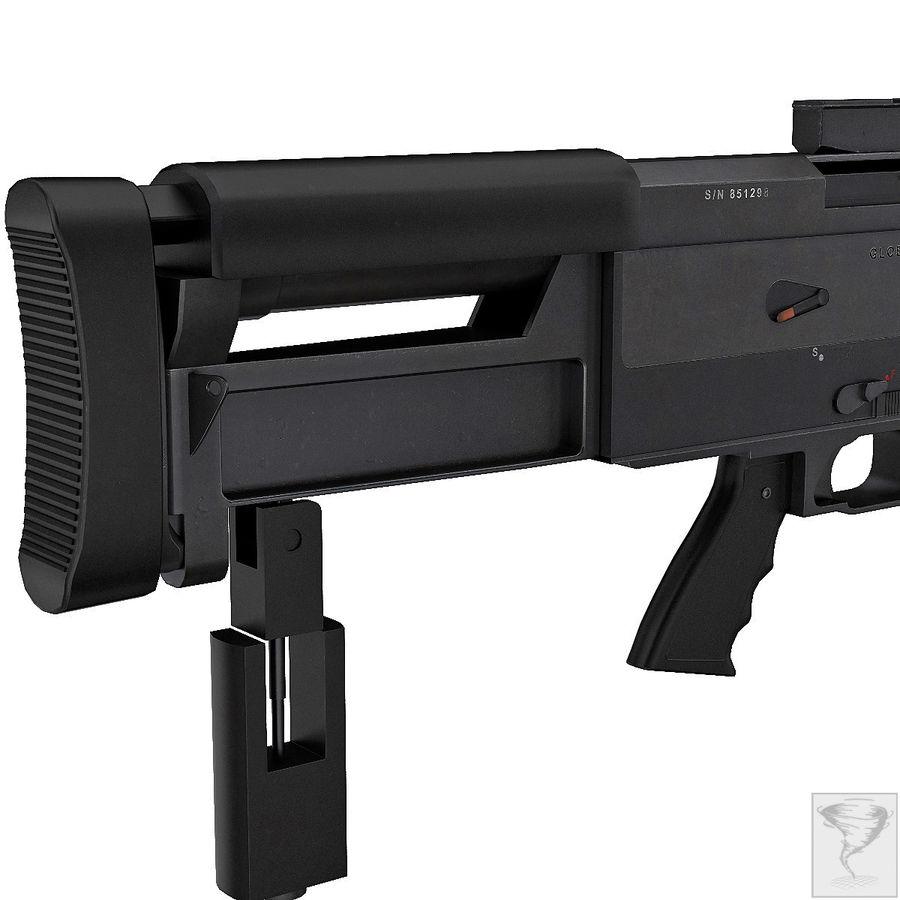 AS50 Precisión Internacional royalty-free modelo 3d - Preview no. 13