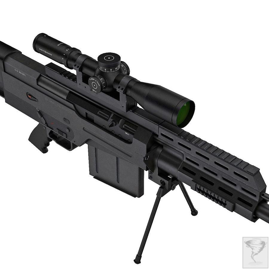 AS50 Precisión Internacional royalty-free modelo 3d - Preview no. 8