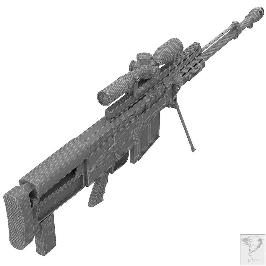 AS50 Precisión Internacional royalty-free modelo 3d - Preview no. 23
