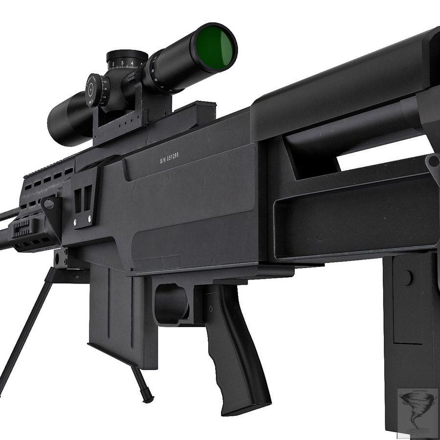 AS50 Precisión Internacional royalty-free modelo 3d - Preview no. 18