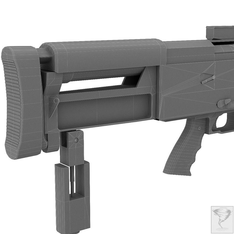 AS50 Precisión Internacional royalty-free modelo 3d - Preview no. 31