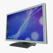 Monitor BenQ 3d model