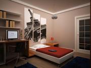 Kinderzimmer 3d model