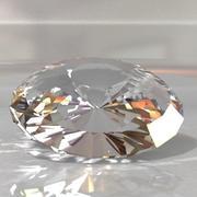 Diamond Brilliant 3d model