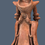 statue antique 3d model