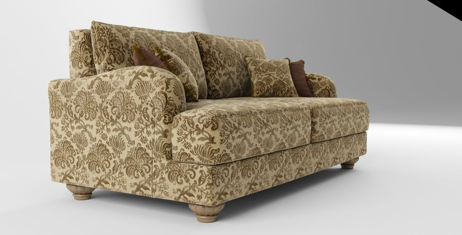 Ashley Furniture , Stansberry-Vintage royalty-free 3d model - Preview no. 5