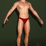 Człowiek 3d model