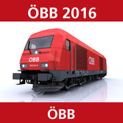 ÖBB2016 3d model
