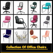 Collectie Office Chair 3d model