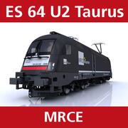 ES 64 U2 MRCE 3d model