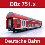 DBz 751 3d model