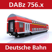 DABz 756 3d model