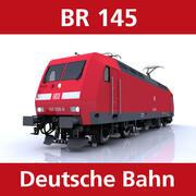 BR 145 3d model