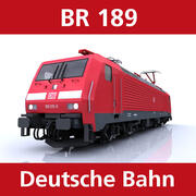 BR 189 3d model