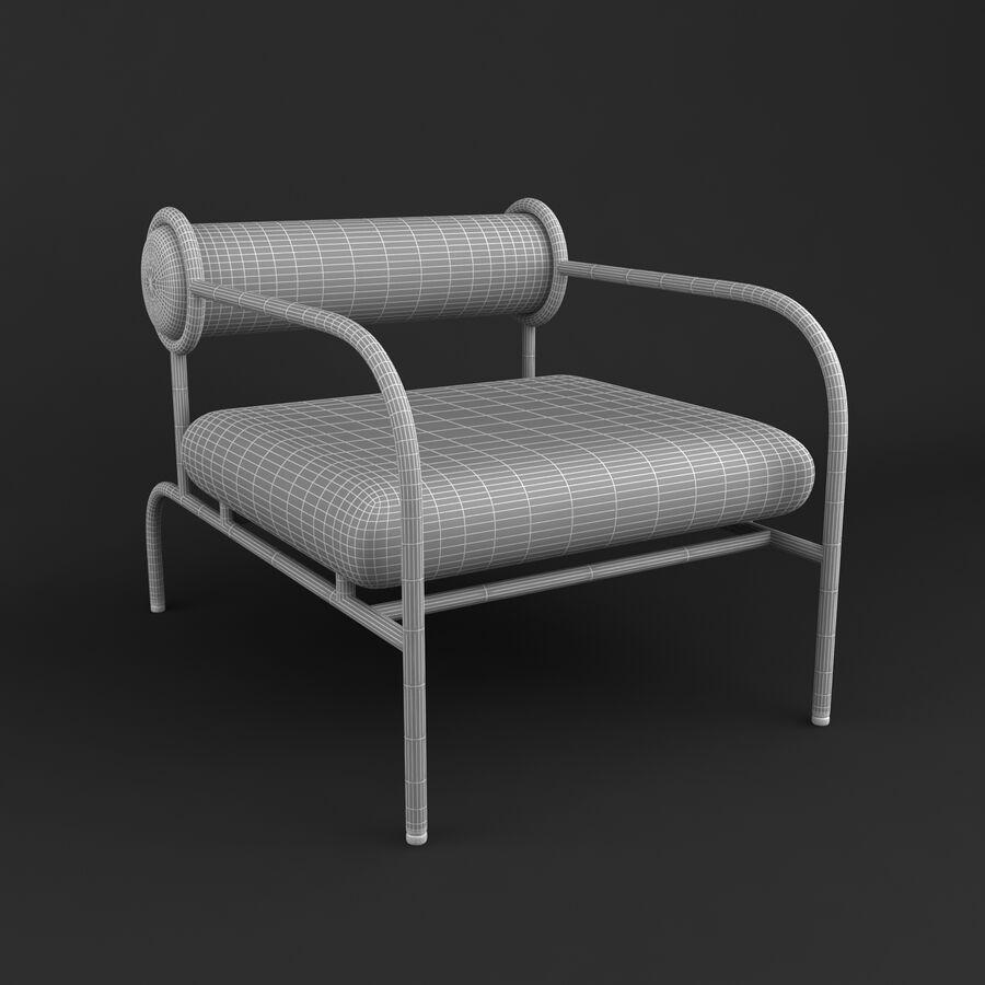 Collection de meubles royalty-free 3d model - Preview no. 48