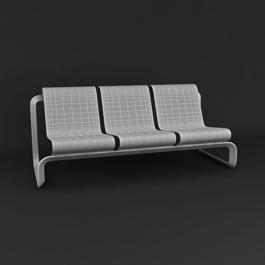 Collection de meubles royalty-free 3d model - Preview no. 89