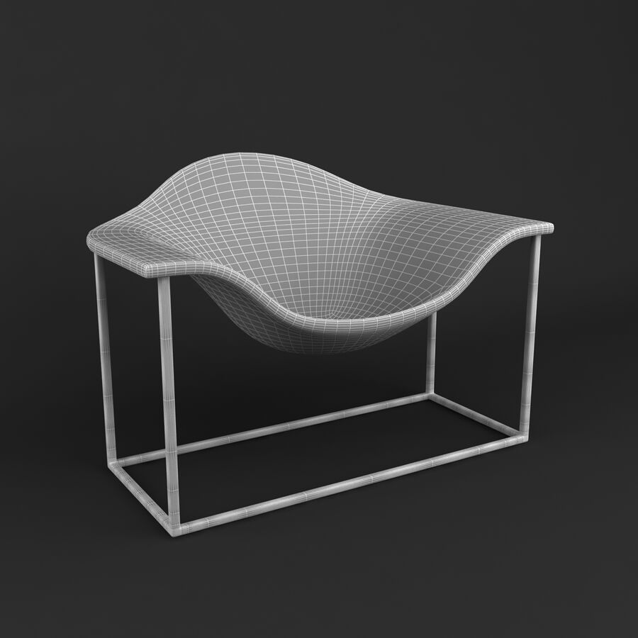 Collection de meubles royalty-free 3d model - Preview no. 46