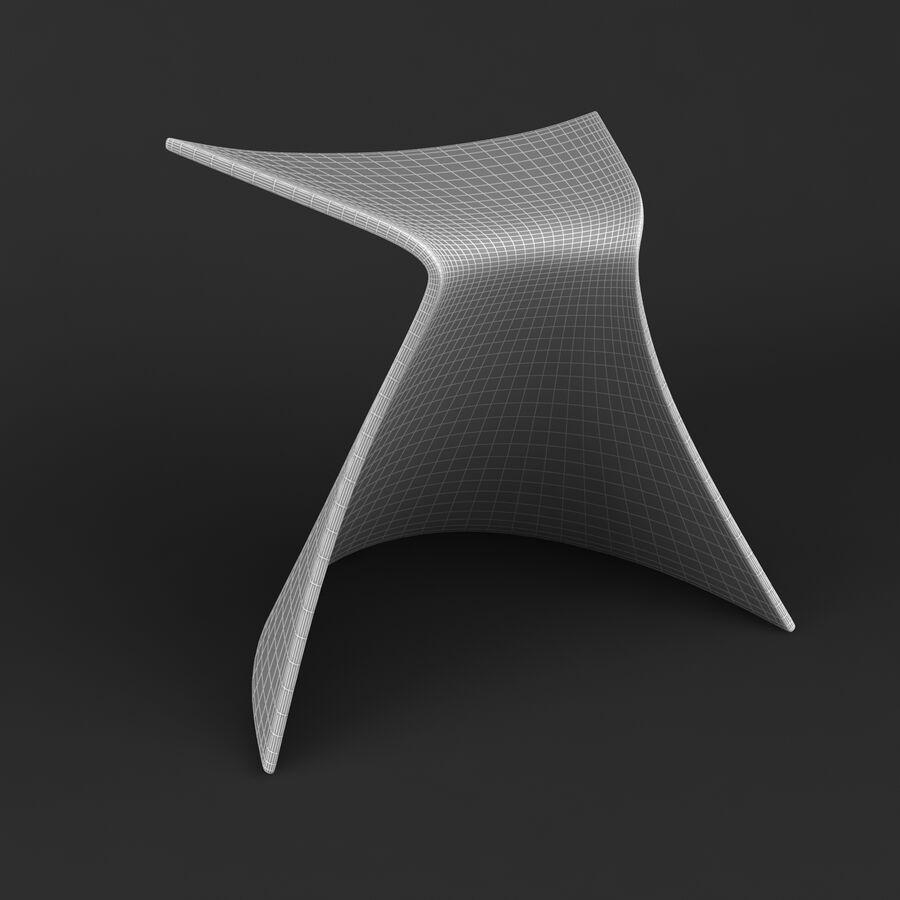 Collection de meubles royalty-free 3d model - Preview no. 237