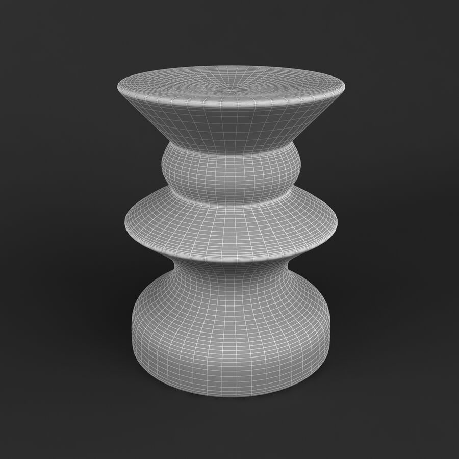 Collection de meubles royalty-free 3d model - Preview no. 242