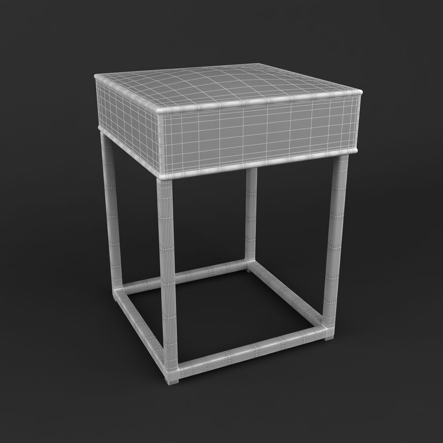 Collection de meubles royalty-free 3d model - Preview no. 235